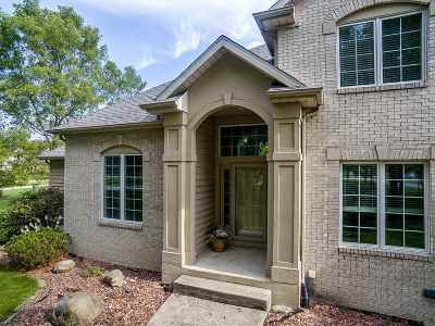 Fort Wayne Single Family Home For Sale: 12720 Covington Manor Farms Road