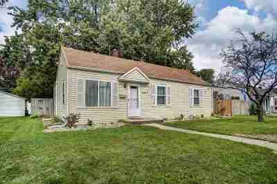 Allen County Single Family Home For Sale: 2423 Kenwood Ave