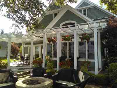 Syracuse Single Family Home For Sale: 6083 E Island Avenue #Pier 720