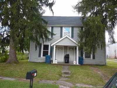 Gas City Multi Family Home For Sale: 137 & 139 W South C Street