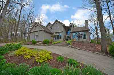 Allen County Single Family Home For Sale: 6710 Sweet Wood Court