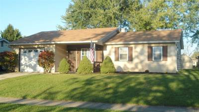 Allen County Single Family Home For Sale: 9103 SW Redfield