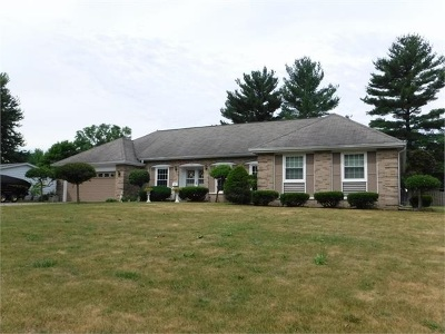 Syracuse Single Family Home For Sale: 701 S Kinder Drive