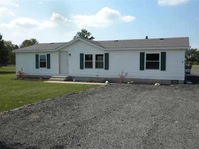 Butler Manufactured Home For Sale: 3550 County Road 63