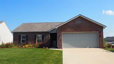 Roanoke Single Family Home For Sale: 11035 Constantia Cove