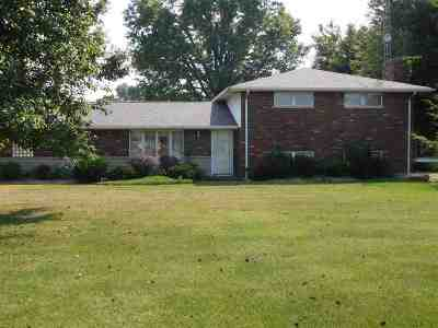 Jasper Single Family Home For Sale: 5510 W State Road 56