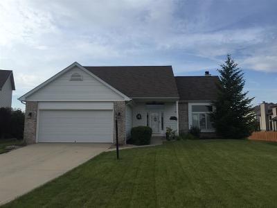 Allen County, Kosciusko County, Noble County, Whitley County Single Family Home For Sale: 9319 Sugar Mill Drive
