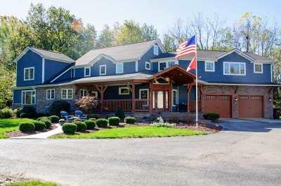 Fort Wayne Single Family Home For Sale: 9837 Saint Joe Road