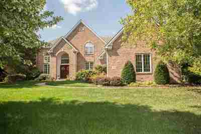 Single Family Home For Sale: 3606 Chancellor Way