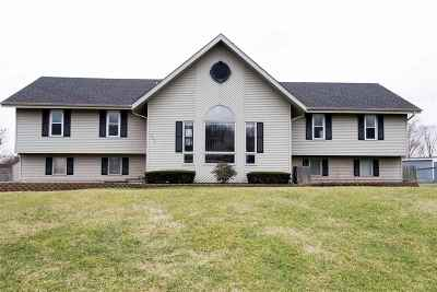 Granger Single Family Home For Sale: 12058 Covered Wagon Ct Court
