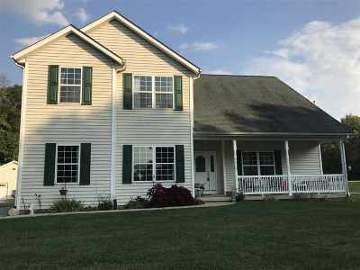 West Point IN Single Family Home For Sale: $419,900