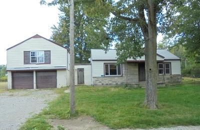 Fort Wayne Auction Back On Market: 4107 E Maple Grove