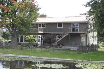 Allen County, Kosciusko County, Noble County, Whitley County Single Family Home For Sale: 37 Fairlane Drive