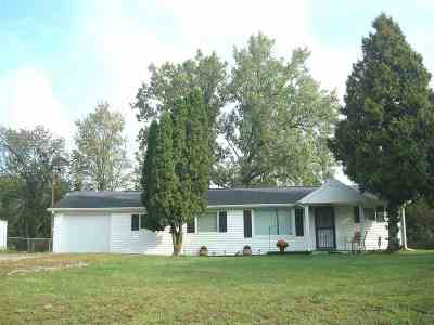 Marion Single Family Home For Sale: 3051 E 200 S