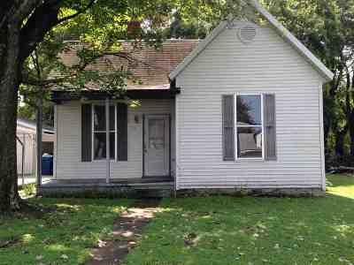 Spencer County Single Family Home For Sale: 712 Walnut Street