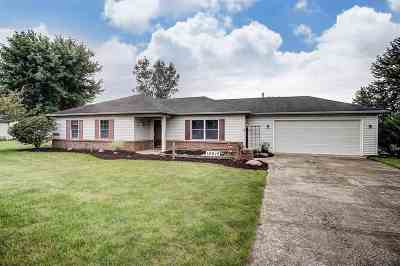 Allen County, Kosciusko County, Noble County, Whitley County Single Family Home For Sale: 10815 W Rosewood Circle