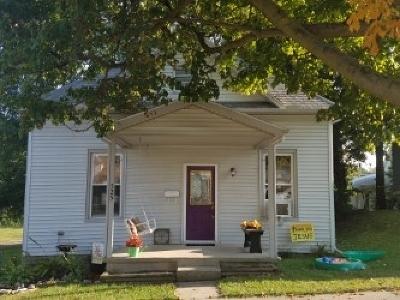 Wabash Single Family Home For Sale: 325 E Maple Street Street