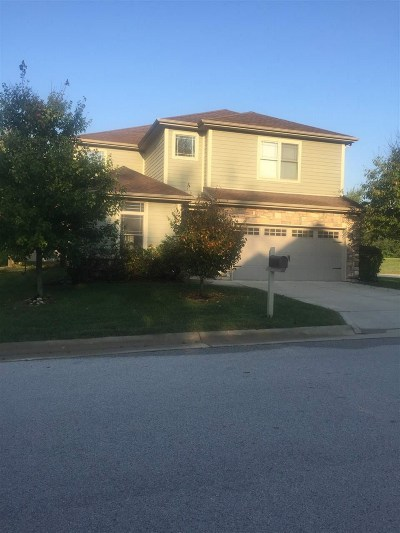 Single Family Home For Sale: 1037 Catherwood Ct Court
