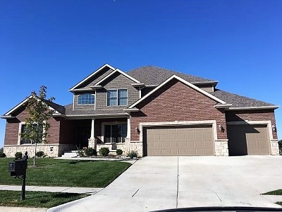 Single Family Home For Sale: 5148 Flowermound Drive