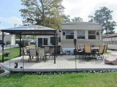 Angola Manufactured Home For Sale: 5110 N 450 W Lot 70