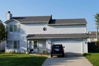 Fort Wayne IN Single Family Home For Sale: $79,900