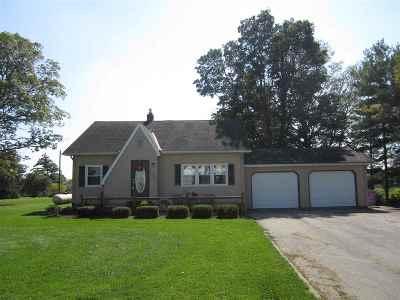 Garrett Single Family Home For Sale: 1754 County Road 60