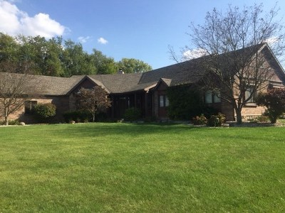 South Bend Single Family Home For Sale: 19000 New