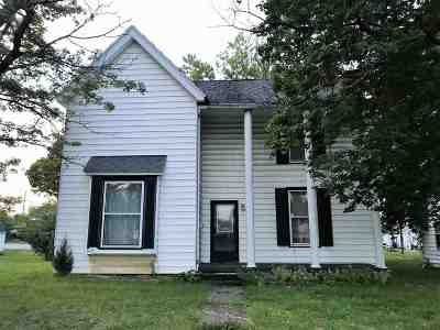 Marion Single Family Home For Sale: 1640 W 2nd Street