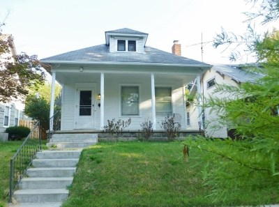 West Lafayette IN Single Family Home Back On Market: $150,000