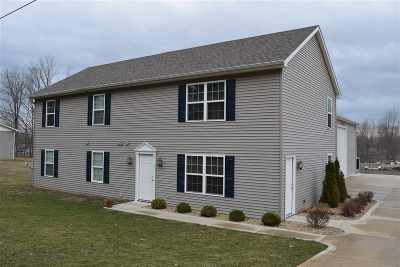 Syracuse Multi Family Home For Sale: 602 E Palm Drive