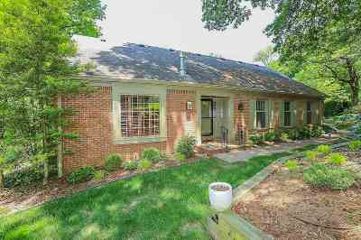Evansville Condo/Townhouse For Sale: 4029 Fairfax Rd