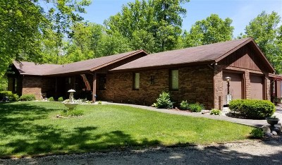 Auburn Single Family Home For Sale: 6243 County Road 31