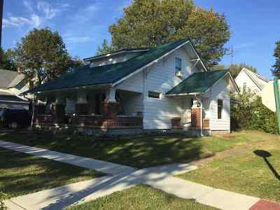 Converse Single Family Home For Sale: 209 S Jefferson
