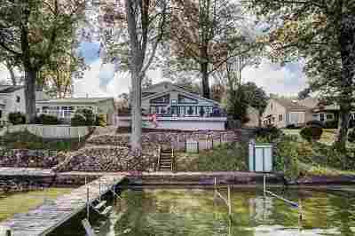 Fremont Single Family Home For Sale: 814 S Lake Drive
