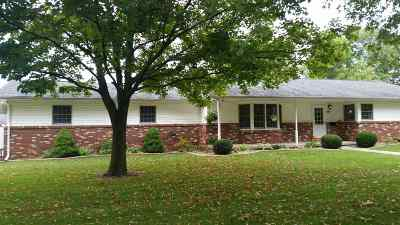 Angola Single Family Home For Sale: 601 Westview Drive