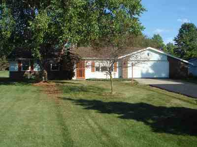 Columbia City Single Family Home For Sale: 3540 E Arabian Drive