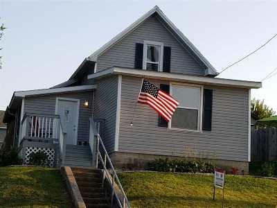 Roanoke Single Family Home For Sale: 183 W Vine Street