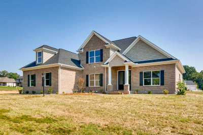 Evansville Single Family Home For Sale: 8831 Jenkins Drive