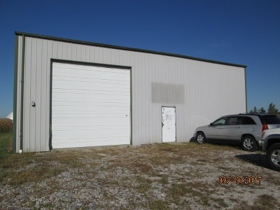 Dale Commercial For Sale: 4492 E County Road 2100