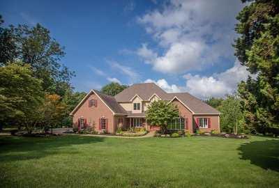 Evansville Single Family Home For Sale: 8450 Remington Dr