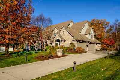 Allen County Single Family Home For Sale: 10630 Monte Vista Court