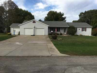Plymouth Single Family Home For Sale: 14845 Oak Court