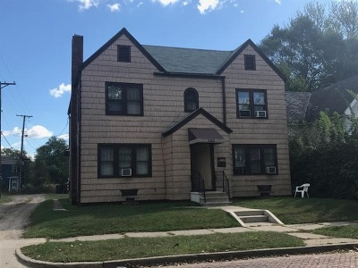South Bend Multi Family Home For Sale: 542 Scott Street