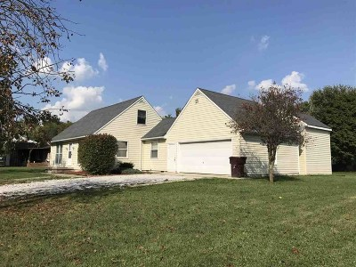 Marion Single Family Home For Sale: 3157 S Stone Road