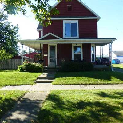 Marion Single Family Home For Sale: 1317 W 2nd Street