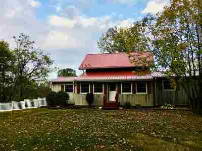 Wabash Single Family Home Cont-Accptngbackupoffers: 5779 S Old State Road 15
