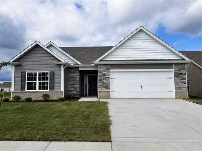 Single Family Home For Sale: 207 Aqueduct Circle (Lot# 41)
