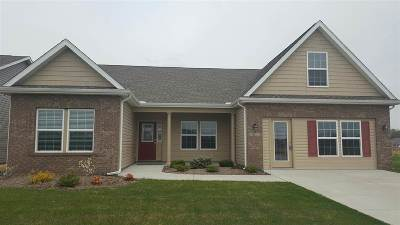 Single Family Home For Sale: 111 Aqueduct Circle (Lot# 55)