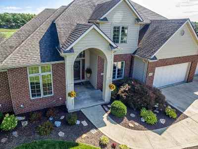 Fort Wayne Single Family Home For Sale: 6625 Tralee Court