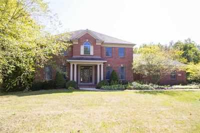 Fort Wayne Single Family Home For Sale: 11613 Eagle Creek Pass